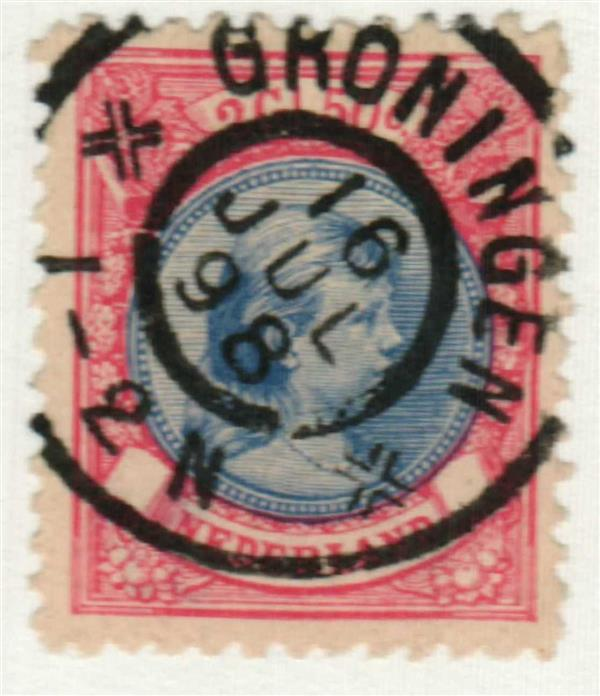 1893 Netherlands