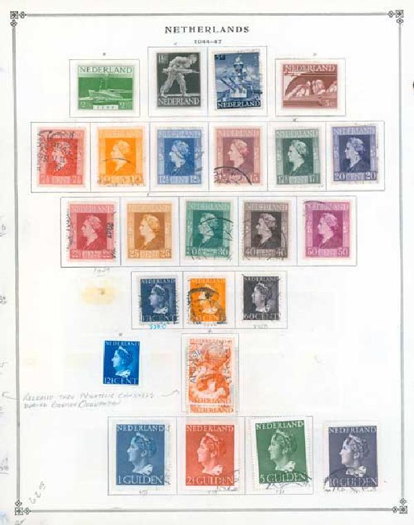 1934-84 Netherlands