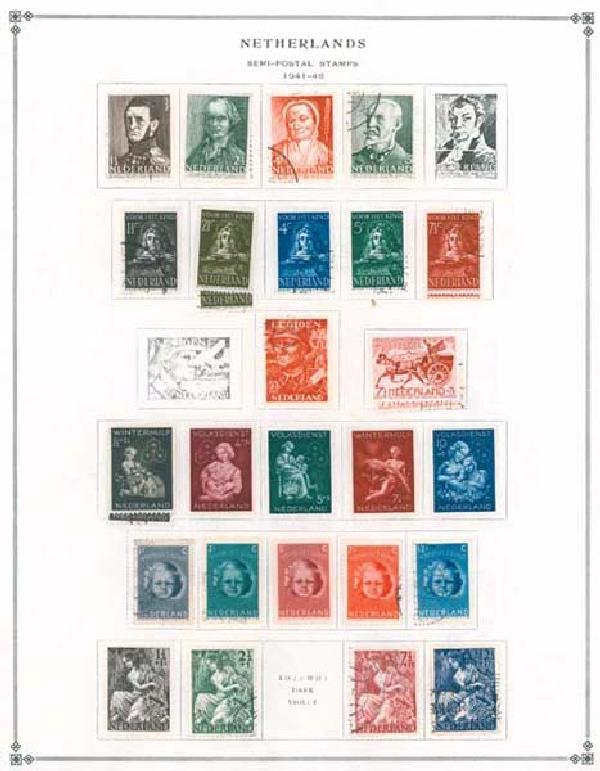 1864-2003 Netherlands