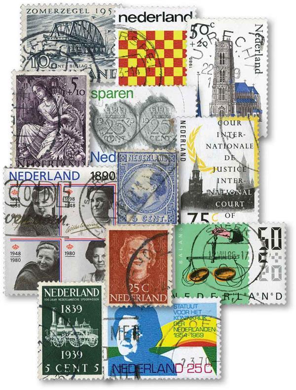 Netherlands Pictorials, 500v