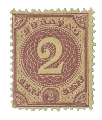 1889 Netherlands Antilles