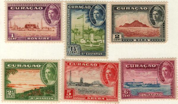 1943 Netherlands Antilles