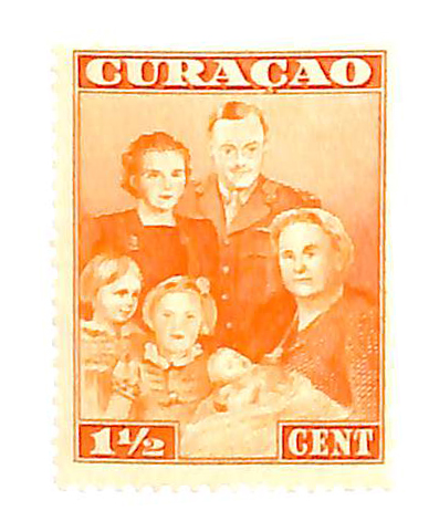 1943 Netherlands Antilles