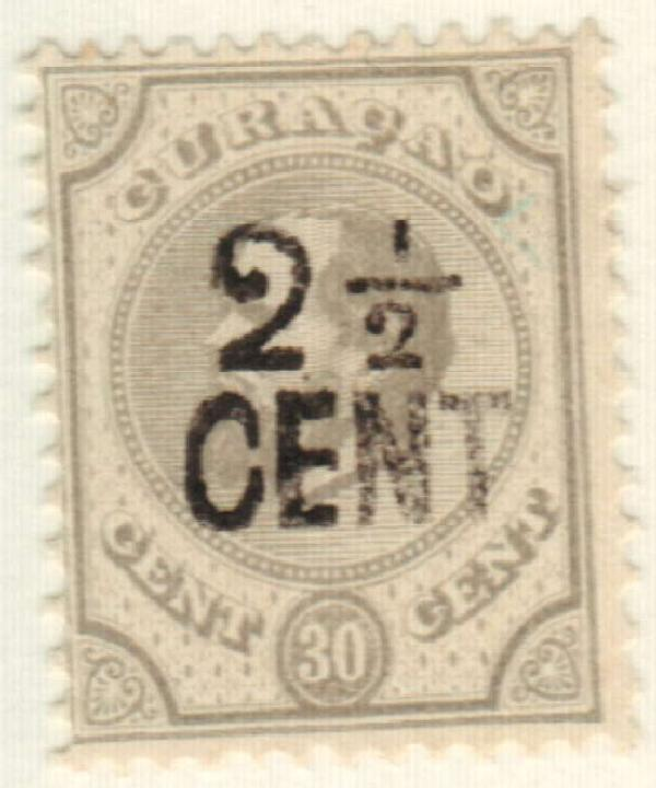 1895 Netherlands Antilles