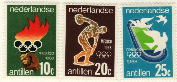 1968 Netherlands Antilles