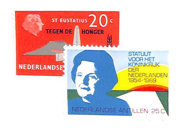 1963-69 Netherlands Antilles