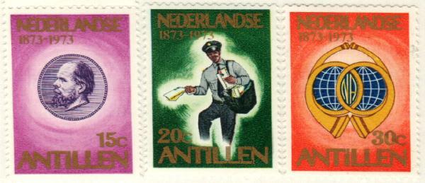 1973 Netherlands Antilles
