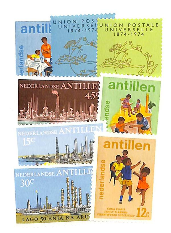 1974 Netherlands Antilles