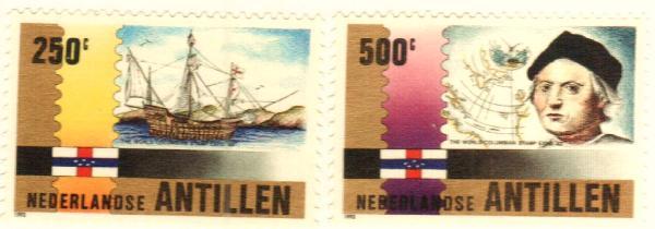 1992 Netherlands Antilles