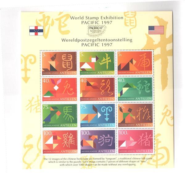 1997 Netherlands Antilles