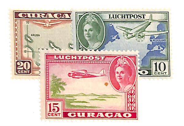 1942 Netherlands Antilles
