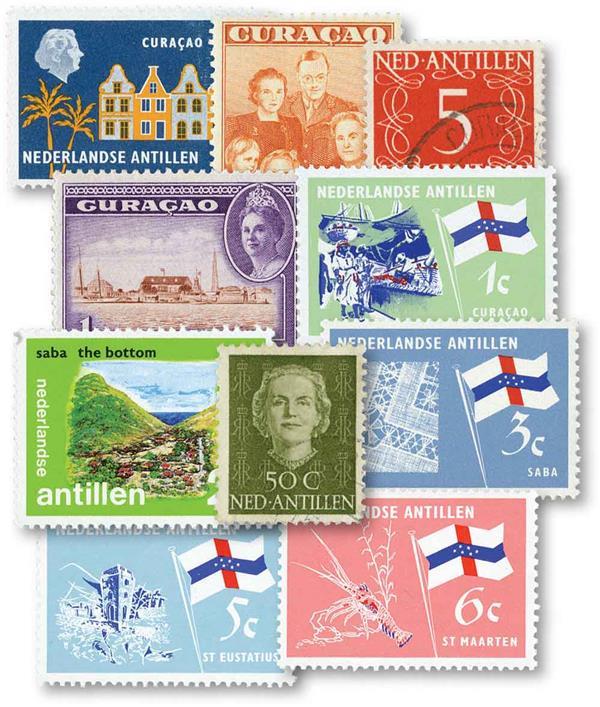 Netherlands Antilles, 200v