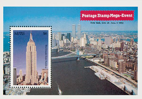 Nevis, Empire State Building, S/S