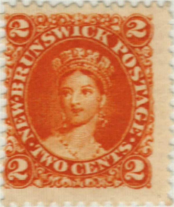 1863 New Brunswick