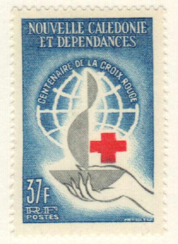 1963 New Caledonia