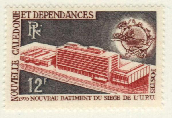 1970 New Caledonia