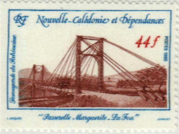 1985 New Caledonia