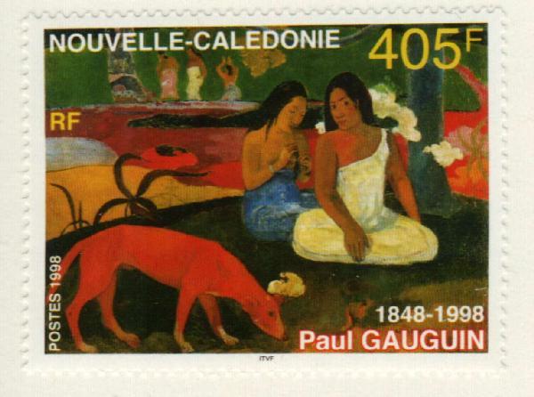 1998 New Caledonia