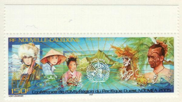 2005 New Caledonia