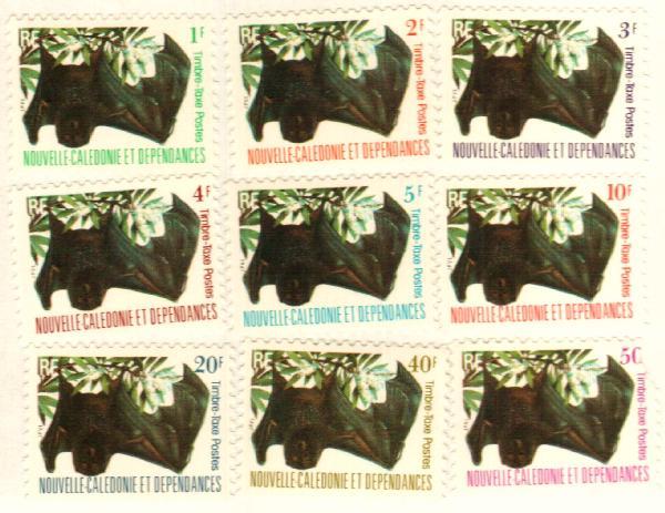 1983 New Caledonia