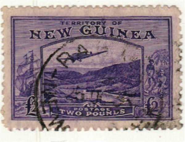 1935 New Guinea