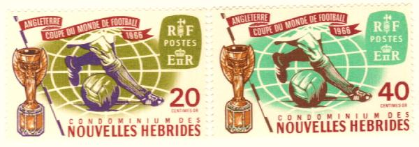 1966 New Hebrides, French