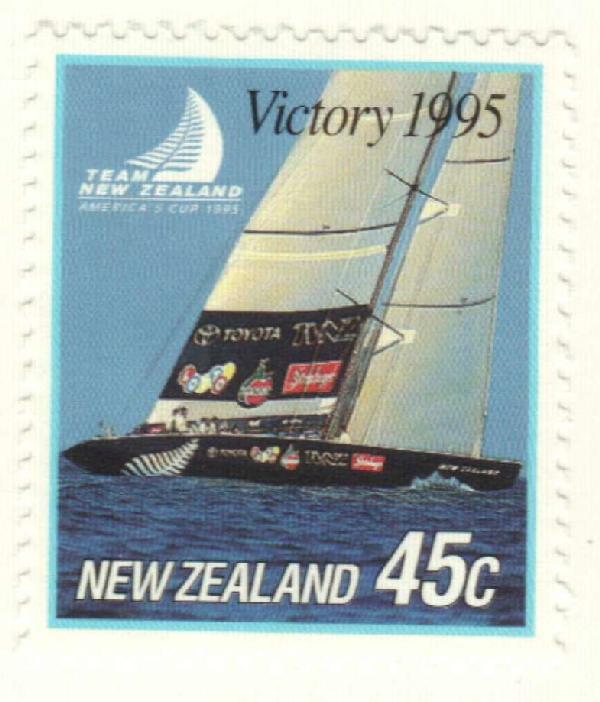1995 New Zealand