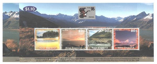 1996 New Zealand