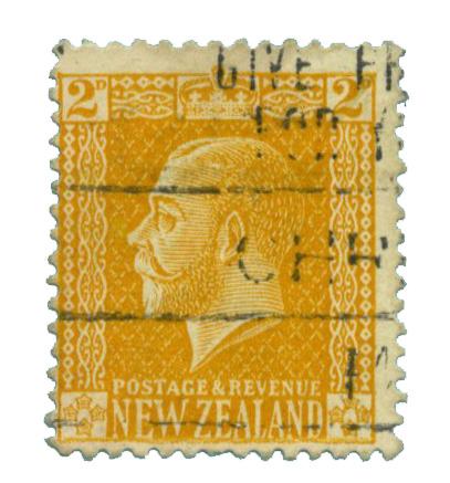 1916 New Zealand