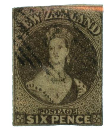 1863 New Zealand