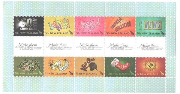 2007 New Zealand