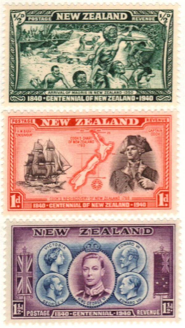 1940 New Zealand