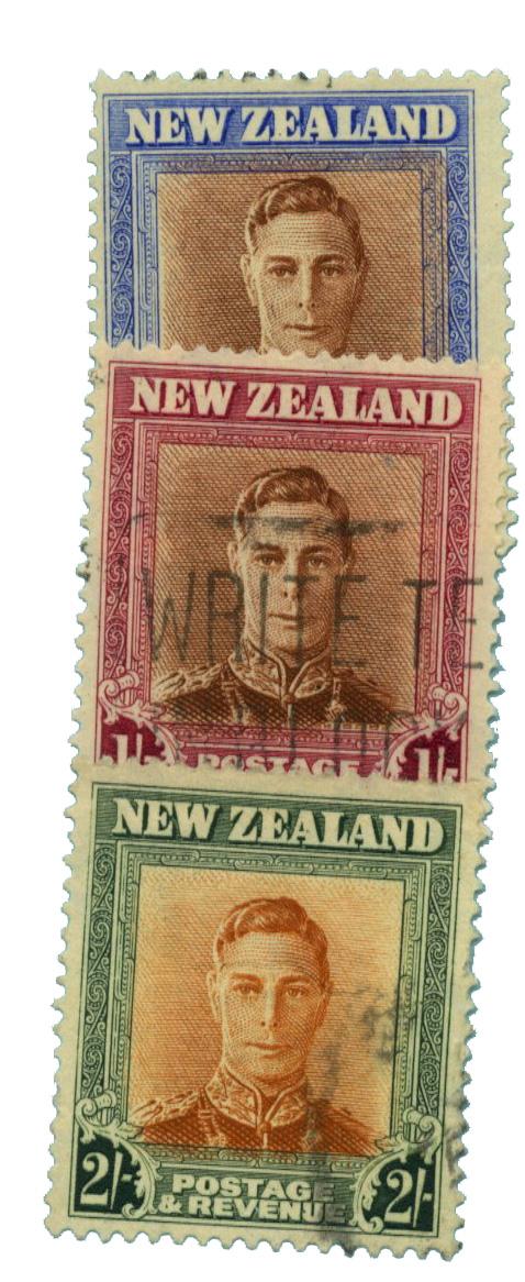 1947 New Zealand
