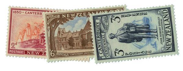 1950 New Zealand