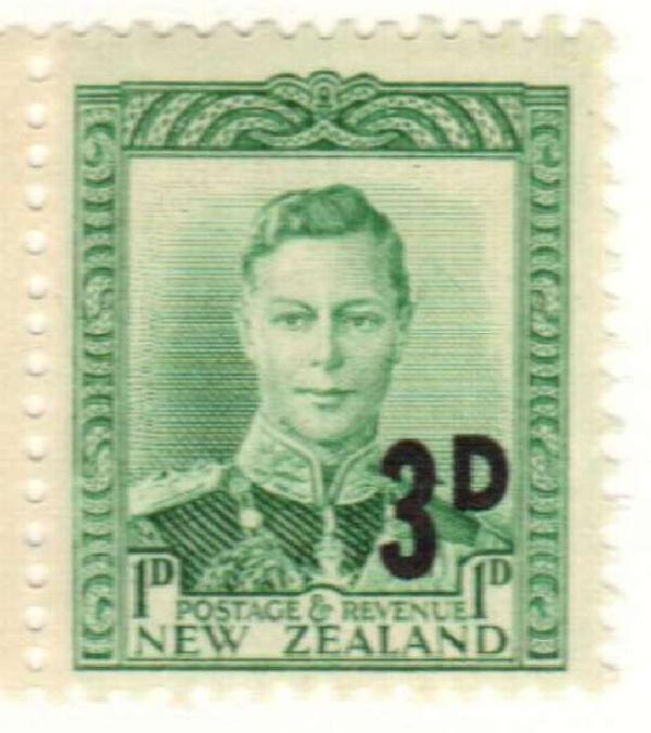 1952 New Zealand