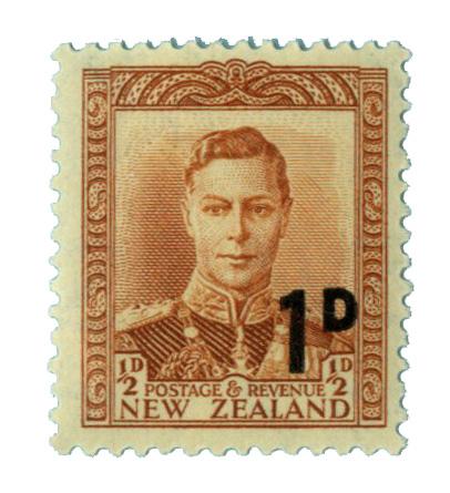 1953 New Zealand