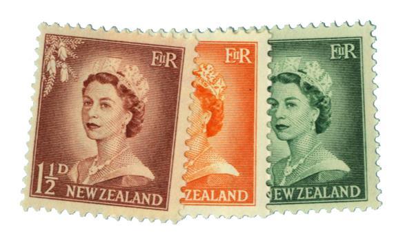 1955 New Zealand