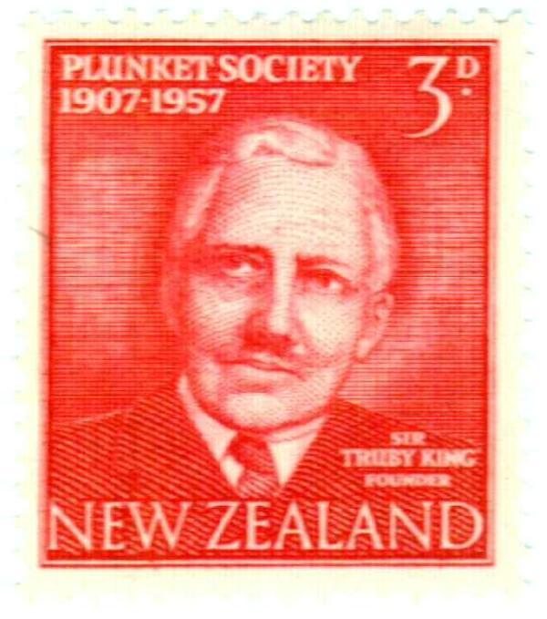 1957 New Zealand
