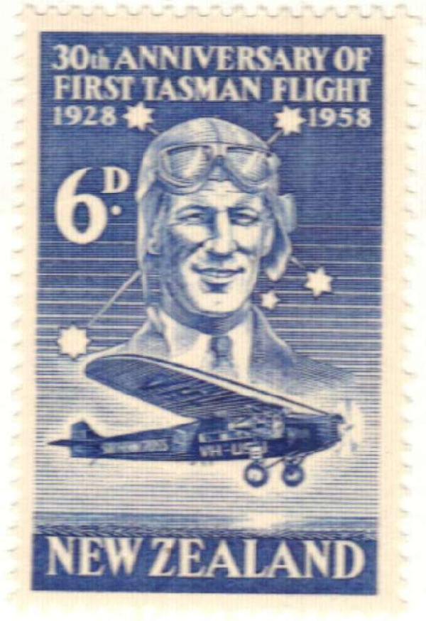 1958 New Zealand