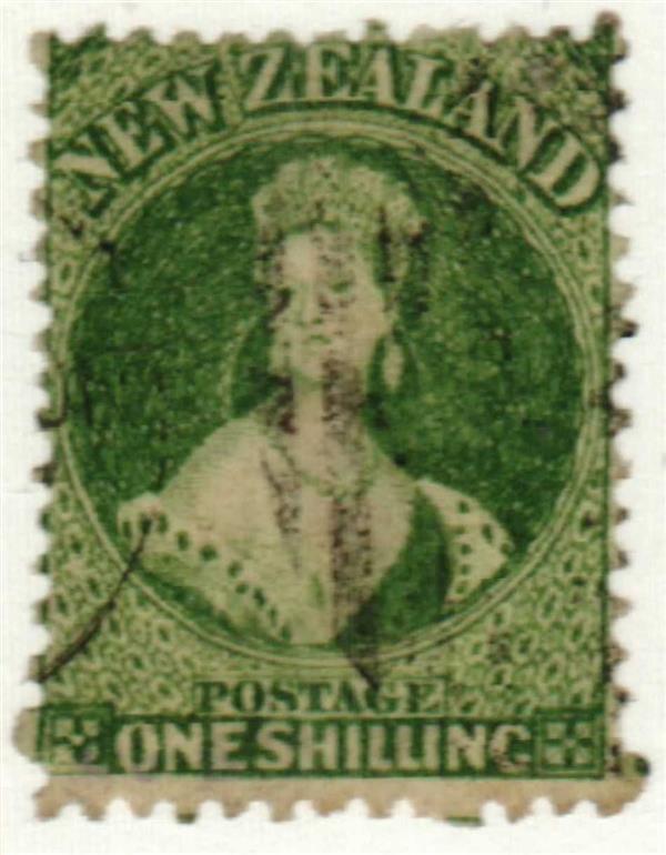 1864 New Zealand