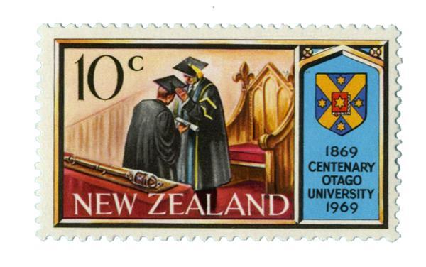 1969 New Zealand