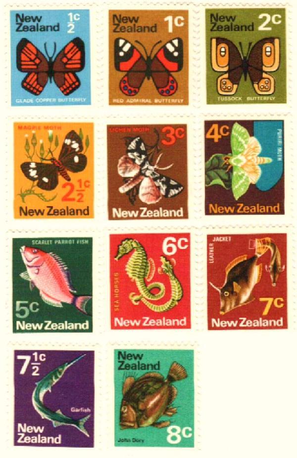 1970-71 New Zealand