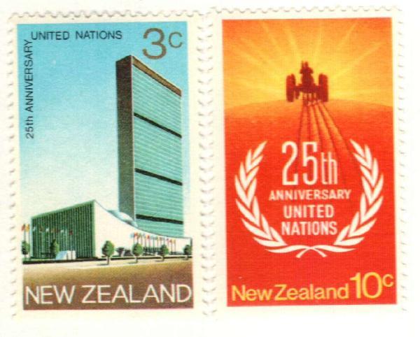 1970 New Zealand