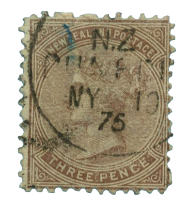 1874 New Zealand