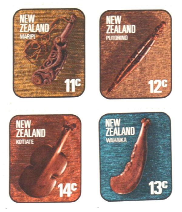 1976 New Zealand