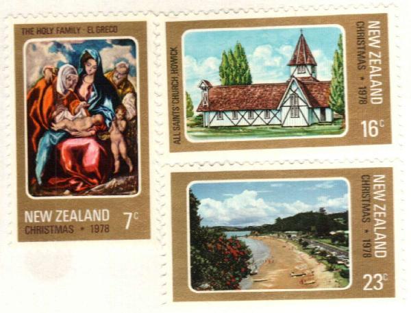 1978 New Zealand