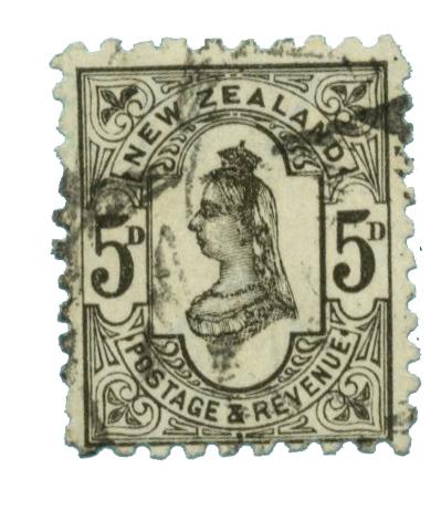 1891 New Zealand