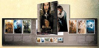 2003 NZ LotR Return/King Presentation Pack