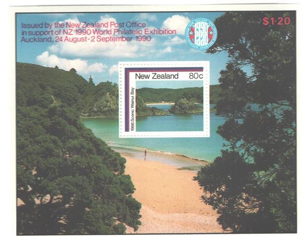 1986 New Zealand
