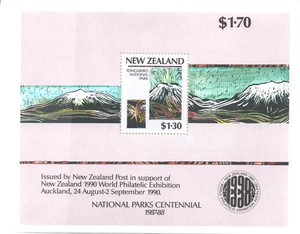 1987 New Zealand